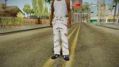 Camuflaje pantalones para GTA San Andreas