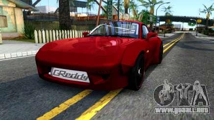 Mazda RX-7 Rocket Bunny para GTA San Andreas