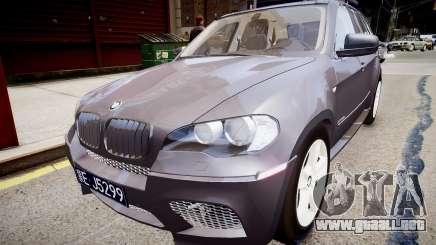BMW X5 V1.0 para GTA 4