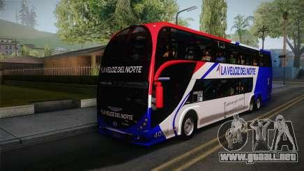 Metalsur Starbus II para GTA San Andreas