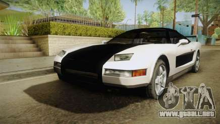 ZR Infernus para GTA San Andreas