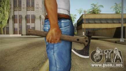 GTA 5 DLC Bikers Weapon 1 para GTA San Andreas