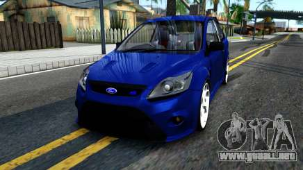 Ford Focus 2 Sedan RS Beta para GTA San Andreas