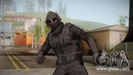 GTA 5 Online Skin (Heists) para GTA San Andreas