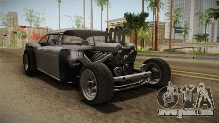 GTA 5 Declasse Tornado Rat Rod Cleaner IVF para GTA San Andreas