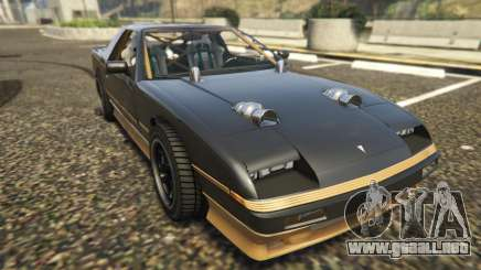 Ruiner FD Spec para GTA 5