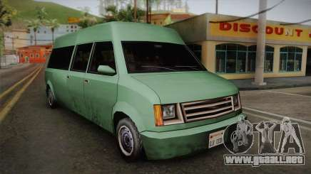 Moonbeam Super Custom para GTA San Andreas