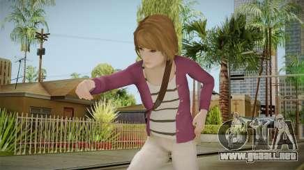 Life Is Strange - Max Caulfield Vortex Club v1 para GTA San Andreas