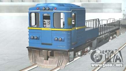 Carro tipo, EMAG 81-502 0001 para GTA San Andreas