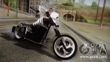 GTA 5 LCC Sanctus para GTA San Andreas