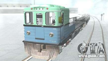 Carro tipo, EMAG 81-502 0002 para GTA San Andreas