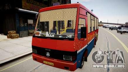 BAZ Etalon Indonesia para GTA 4