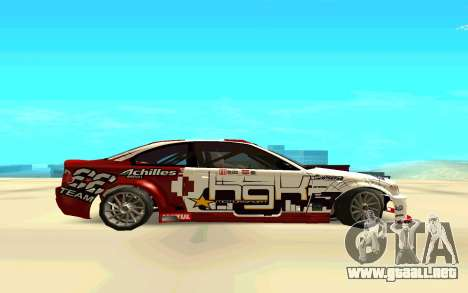 BMW E46 para GTA San Andreas left