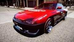 Nissan Silvia S14 para GTA 4