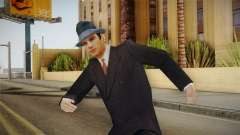 Mafia - Thomas Angelo Normal Suit and Hat para GTA San Andreas