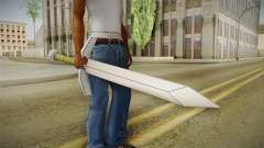 DBX2 - Trunks Sword para GTA San Andreas