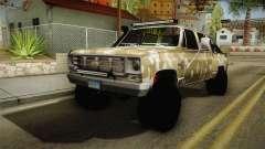 Chevrolet Silverado 1978 4x4 para GTA San Andreas
