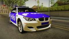BMW M5 E60 Police
