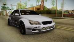 Lexus IS300 Rocket Bunny v2 para GTA San Andreas