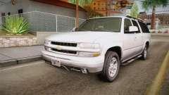 Chevrolet Suburban Z71 2003 para GTA San Andreas
