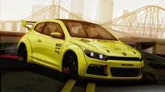 Volkswagen Scirocco R Ngasal Kit para GTA San Andreas
