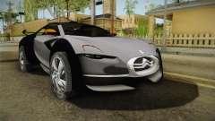 Citroën Survolt v2 Emisiones para GTA San Andreas
