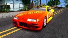 Elegy Paintjob DriftWorks para GTA San Andreas