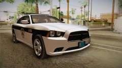 Dodge Charger 2013 SA Highway Patrol v1 para GTA San Andreas