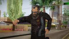 GTA 5 Trevor Sport Leather Jacket v1 para GTA San Andreas