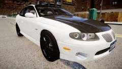 Pontiac GTO para GTA 4