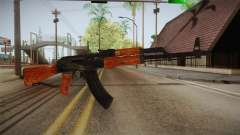CoD 4: MW - AK-47 Remastered para GTA San Andreas