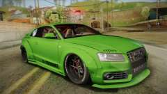 Audi S5 Liberty Walk LB-Works