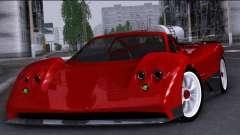 Pagani Zonda Revolucion 2016 para GTA San Andreas