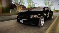 Dodge Charger 2013 SA Highway Patrol v2 para GTA San Andreas