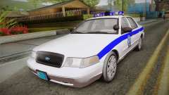 Ford Crown Victoria 2006 para GTA San Andreas