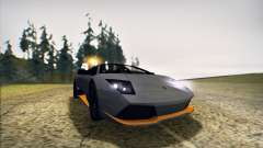 Lamborghini Murcielago LP650-4 Roadster (IVF) para GTA San Andreas