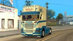 Scania R730 para GTA San Andreas