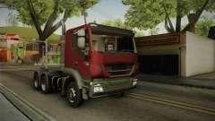 Iveco Trakker Hi-Land 6x4 Cab Low v3.0 para GTA San Andreas