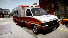 F.D.N.Y. Ambulance