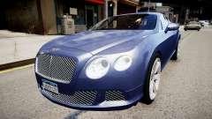 Bentley Continental GT 2011 [EPM] v1.0