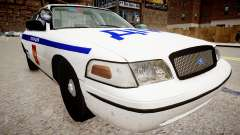 Ford Crown Victoria police DPS