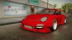 Porsche 911 Sport Classic Tuned