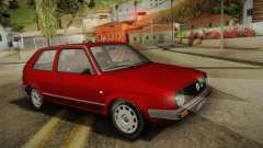 Volkswagen Golf Mk2 Stock para GTA San Andreas