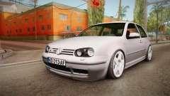 Volkswagen Golf Mk4 GTI para GTA San Andreas