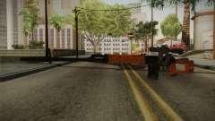 CoD 4: MW - Dragunov Remastered para GTA San Andreas