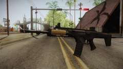 FB MSBS Black para GTA San Andreas