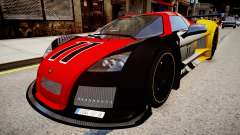 Gumpert Apollo Enraged Unleashed 2012 para GTA 4