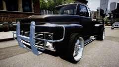 Towtruck Pickup Truck para GTA 4