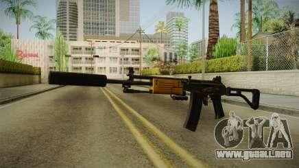 IMI Galil v3 para GTA San Andreas