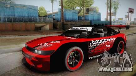 Nissan 180SX Drift para GTA San Andreas